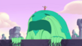 Perfuma summons her fully realized plant golem.PNG