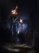 System Shock 2 Cyborg Midwife
