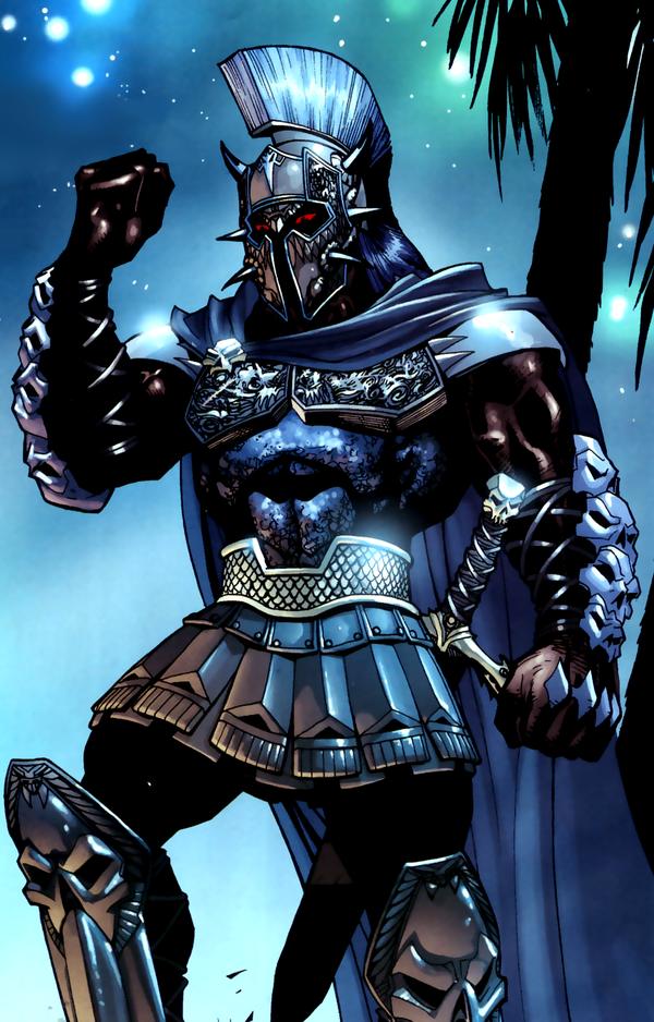 """Cursed warrior 343/""""General"""" Magnus von Deiter"""