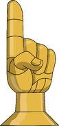 Golden Finger (Xiaolin Showdown)