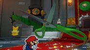 Mario vs Scissors