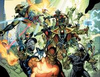 Marvel Comics Super-Skrulls