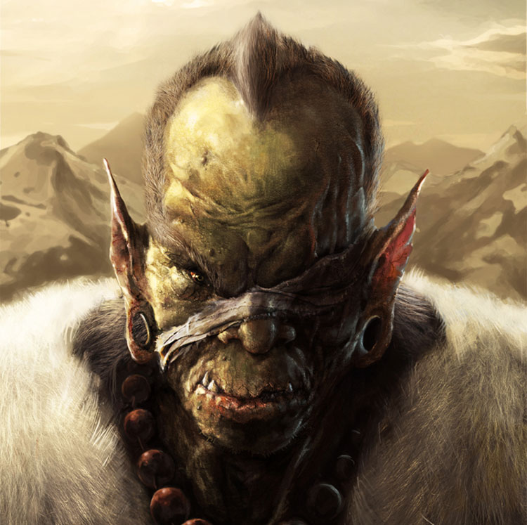 AZS/Transcendent Orc Physiology