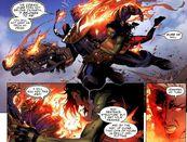 She Hulk tackles Thanos