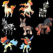 Equid Pokémons