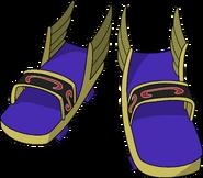 Fancy Feet 1