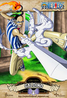 One piece galdino by onepieceworldproject-d7xc646