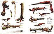 Tyranid Biomorphs