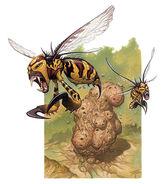 Howler wasp