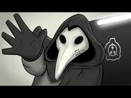 Origin of the The Plague Doctor... (SCP Animation feat