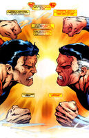 Post Crisis and Pre-Crisis Shatter Time and Space2