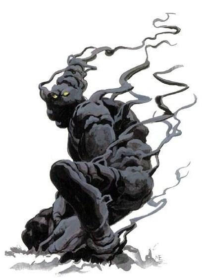 Primordial Smoke Manipulation