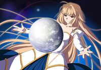 Arcueid Brunestud (TYPE-MOON) Archetype Earth