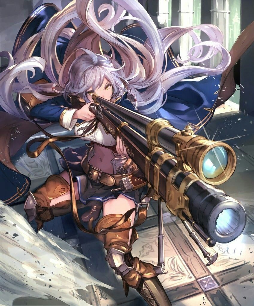 Enhanced Gunmanship