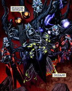 Phalanx (Race) from Annihilation Conquest Prologue Vol 1 1 001
