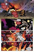 Red-goblin-vs-spider-mans-friends-4