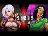 Ivy VS Orchid (Soul Calibur VS Killer Instinct) - DEATH BATTLE!