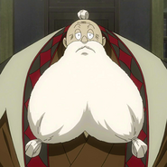 Crawford Seam (Fairy Tail)