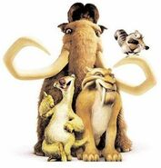Ice Age main characters