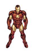 Iron Man Armor Model 34