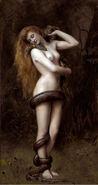 Lilith portrait