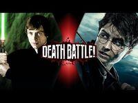 Luke Skywalker VS Harry Potter - DEATH BATTLE!