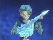 Toya (Yu Yu Hakusho) ice blade