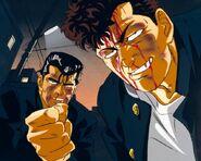 Hiroshi Kato and Toru Nakama Be Bop High School