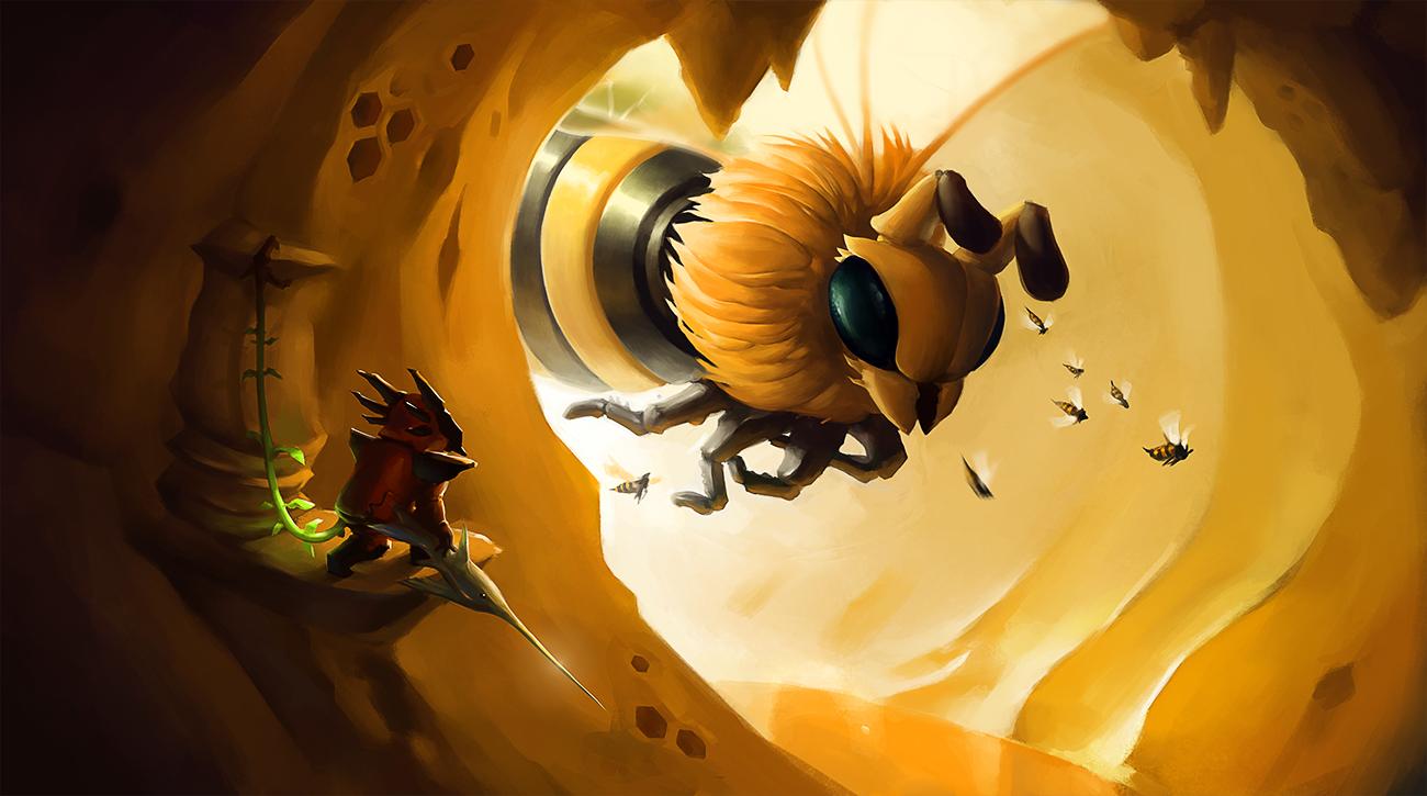Bee Manipulation