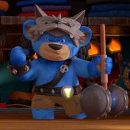 Bearbarian
