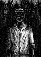Haitian Zombie