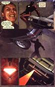 Iron Man lifts car
