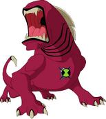 Ultimate wildmutt action pose by infernalwolf-d62u0hg