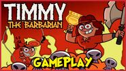 Fairly Oddparents Timmy the Barbarian Hero Archetype