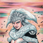 Ka Rin, the Heroic Woman Commander of the Land of Chu Kingdom.png
