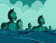 Merpeoples (Teenage Mutant Ninja Turtles; 2003 TV series)
