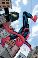 Spider-Man's Agility