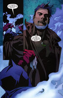 Hush's Bruce Wayne face