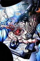Pain Suppression by Midnighter