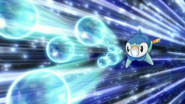 Piplup BubbleBeam