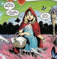 Red Riding Hood Promethea