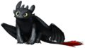 Toothless HTTYD