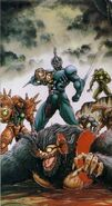 Guyver, the Bio Boosted Army