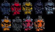 Color Robots