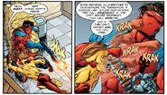 Kid Flash's Speedy Multi Punch