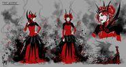 Queen of Ktath'atn Star Wars The Screaming Citadel