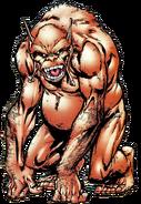 Varnae (Earth-616) from Vampires The Marvel Undead Vol 1 1 001