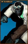 Doctor Silverback Champions Universe