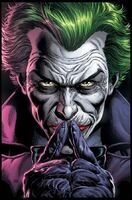Strategic Genius of the Joker