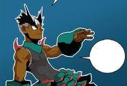 Lu Bu (Hardcore Leveling Warrior)
